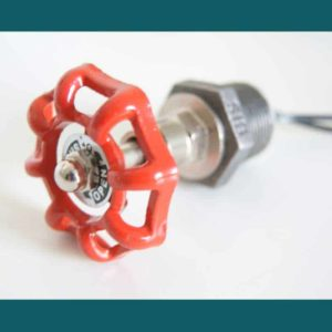 interrupteur valve rouge 20/27